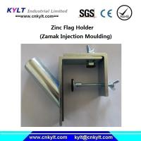 Clamp On Flag Pole Holder : Aluminum die casting clamp outrigger flagpole bracket of