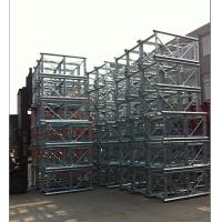 Quality Twin Cage Lifting Construction Hoist Parts With counterweight for sale