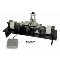 Quality 220V Pneumatic Radial Cutting Machine Double Blade Lead Bending Machine for sale