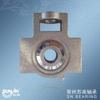 Buy cheap Stainless Steel 3 / 4 Inch Pillow Block Bearing For Mine Machinery SSUCT204-12 from wholesalers