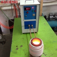 Wholesale Silver Alluminium high induction Gold Melting smelting oven Furnace from china suppliers