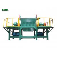 Wholesale Energy Saving Wood Crushing Machine , Waste Wood Shredder With Suction Device from china suppliers