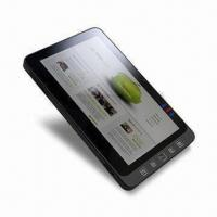 Wholesale 10-inch Tablet PC with 1.3-megapixel Camera, Supports 3G, Bluetooth and Wi-Fi from china suppliers
