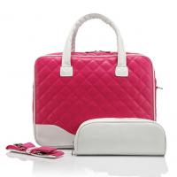 Wholesale Gift 14 Inch Single Shoulder Bag PU Leather Waterproof Shockproof from china suppliers