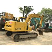 Wholesale Komatsu PC120 Second Hand Excavators 500mm Shoe Size 0.5m3 Bucket Capacity from china suppliers