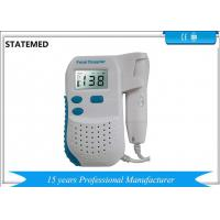 Wholesale Baby Heart Doppler Portable Ultrasound Scanner For Hospital And Home from china suppliers