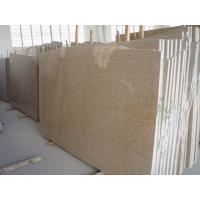 China G682 granite slab,rusty yellow granite wholesale