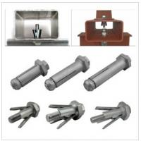 Buy cheap M16 Carbon steel Zinc plated Hot dip Galanised Expansion threading Machine from wholesalers