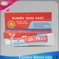China 10g Topical Dr. Numb Anaesthetic Numb Pain Stop Cream Painless Pain Relief Cream For Laser Hair Removal Permanent Makeup on sale