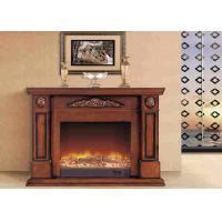 Classic 1 2m Oak Solid Wood Home Furniture Fireplace