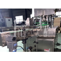 Wholesale 3000CPH Single Head Automatic Servo Motor Can Sealing Machine from china suppliers