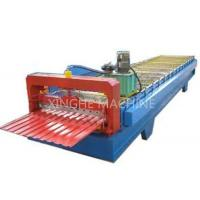 380V 300H Steel Frame Cold Roll Forming Machines With 16 Stand Rollers