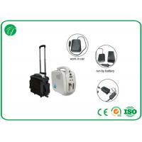 China Ultralow Noise Home Medical Equipments , Portable Oxygen Generator AC220V/110V wholesale