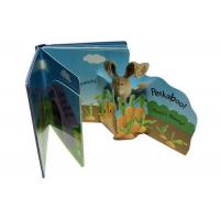 Wholesale Custom Cover Printing Shaped Books Cute Preschool Shape Books from china suppliers