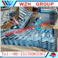 Wholesale 680mm GI roofing sheet for Africa from china suppliers