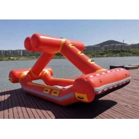 Buy cheap Lbt3.0 Whitewater 60 Km/H 2.68psi Self Righting Lifeboat from wholesalers