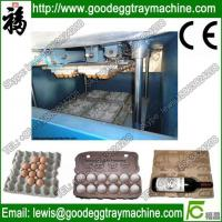Wholesale Full Automatic Recycled Paper Pulp Egg Tray Production Line(FC-ZMW-4) from china suppliers
