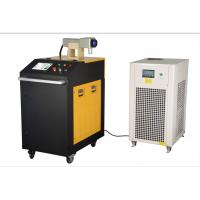 Buy cheap 100W 1064nm Light Weight Laser Cleaning Equipment High-speed Scanning from wholesalers