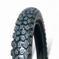 Wholesale Motorcycle Tire with Wearable Tread and Puncture Resistance, Comes in Various Sizes from china suppliers