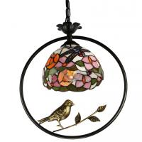 Wholesale Dale tiffany hanging lamps with Bird Cage Pendant lamp (WH-TF-06) from china suppliers