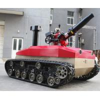 Wholesale Explosion Proof Fire Fighting Robot 1.76kw Motor * 2 High Temperature Resistance from china suppliers