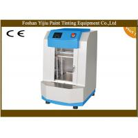 Wholesale Automatic Electric Paint Shaker Vibrator PLC Control For Ink / Nail Polish from china suppliers