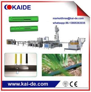 Drip Tape Extrusion Machine with flat Emitter 180m/min-200m/min China supplier