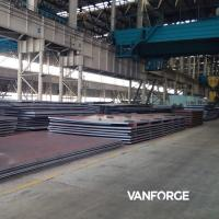 Quality S355J5W Flat Structural Steel Plate High Mechanical Pressure Resistance for sale