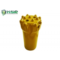 Buy cheap High Strength Long Hole Drilling T38 64mm Thread Rock Drill Bits from wholesalers