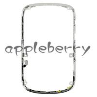 China For Blackberry Bold 9900OEM SILVER METAL BEEL/FACEPLATE on sale