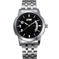 Water Resistant Quartz Movt Watch , Battery Powered Unisex ...