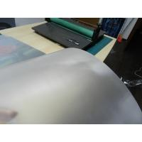 Wholesale plastic raw material 70LPI PET 0.9MM 60X80CM for 3d lenticular printing by injekt print and UV offset print from china suppliers