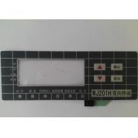 Wholesale Custom Touch Screen Waterproof Membrane Switch With 3M Adhesive , High Sensivity from china suppliers