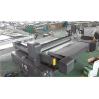 Buy cheap Graphic Flatbed Digital Cutting Machine , Paper Box Cutting Machine 1400 Mm/S from wholesalers