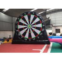 Wholesale Children And Adult Giant Inflatable Outdoor Games  Inflatable Football Darts from china suppliers
