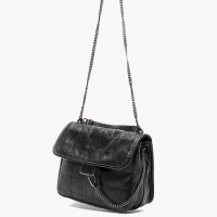 Wholesale Women'S Fashion Soft PU Leather Chain Crossbody Bag Designer Bags from china suppliers