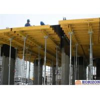 Flexible Slab Formwork Systems , Efficient Table Formwork System Shifted Horizontally