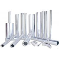 Wholesale 6082 Aluminum Rectangular Tubing , Industrial Moulding Thick Wall Aluminum Tubing from china suppliers