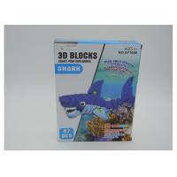 Wholesale Creative 3D DIY EVA Foam Building Blocks Educational Toys Assembly Puzzle Kit 54 Pcs from china suppliers