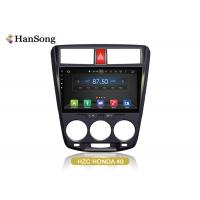 Wholesale Honda CITY 2009 Android Car Stero Comparing to Quad-core System 10 Seconds Faster from china suppliers