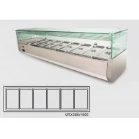 Wholesale Glass - Topped Display Chiller NG Pan , 52L Undercounter Refrigerator Freezer from china suppliers