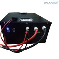 Wholesale 96V 20kwh EV Lithium Battery Pack With CANBUS Monitor / Balancer System from china suppliers