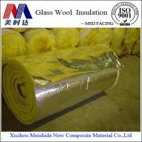 Wholesale Glass Wool Insulation Blanket Alu Foil from china suppliers
