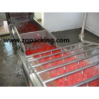 Wholesale tomato paste production line,Fruit paste making machine from china suppliers