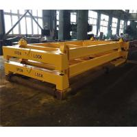 Wholesale 20 Feet Container Spreaders With Mechanical Control Structure from china suppliers