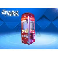 China Big Mall Adult Doll Arcade Crane Game Machine / Plush Toys Crane Vending Machine on sale