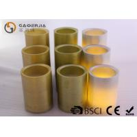 LED candles with painting , Christmas candles , smoke free , flamless candle , Multi Color