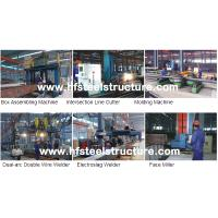 High Eave Industry Shed Structural Steelwork Fabrication With Low Cost