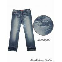 Wholesale jeans for men R0002 from china suppliers