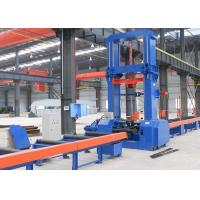 Wholesale Hydraulic H Beam Production Line Automatic Centering 2500mm Web Height 9.5 KW Input from china suppliers